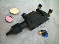 CO2  Laser Head / Mirror and Lens Integrative  Mount