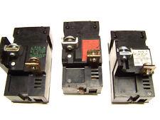 * Pushmatic Bulldog Circuit Breakers ..  P115 or  3115 .. 1P .. 15A ...  ZF-31D
