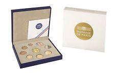 FRANCE Coffret BE Prestige 9 pièces en Euro avec Semeuse 1/2 once d'or 2013