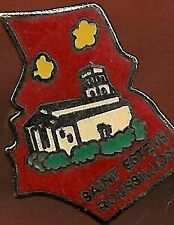 Saint-Esteve- French Hat Lapel Pin HP4757