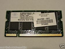 HP Pavillion Memory RAM 324700-001 256MB PC2700