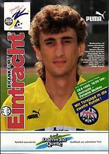 UEFA - EC III 93/94 Eintracht Frankfurt - Dynamo Moskau, 28.09.1993