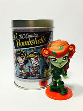 Comic Block EXCLUSIVE - DC LIL Bombshells Poison Ivy Vinyl Figure
