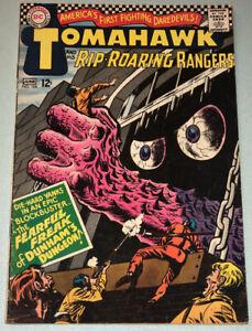 Tomahawk #104 VG+ 1966 DC Comic Book Silver Age Western