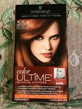 1X Schwarzkopf Color Ultime Hair Color Creme Cream 5.84 Chocolate Copper NEW!
