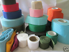 38mm and wider GROSGRAIN / PETERSHAM RIBBON various colours and lengths