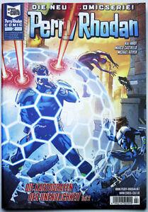 Perry Rhodan - der Comic  2 - Die Kartografen der Unendlichkeit 2