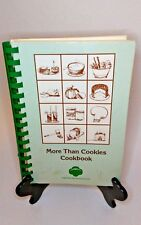 More Than Cookies Lake Erie Girl Scout Council Cookbook 1984