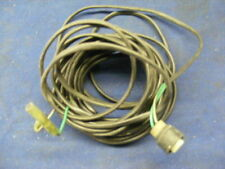 Yamaha Temp Oil Pressure Gauge 2 Pin Wiring Wire Harness 22 ft Gauge Accesories