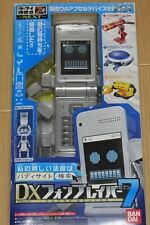 Cell PHONE Shape Robot Figure DX PHONE BRAVER 7 Statue