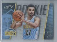 2016-17 Panini Prestige Acetate Rookies Jamal Murray #17 Rookie Denver Nuggets