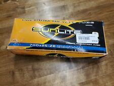 Sunlite Bicycle Thorn Resistant Inner Tube Presta Valve. NOS