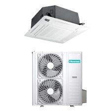 Condizionatore Climatizzatore a Cassetta Inverter Hisense 48000 btu AUC140UR4