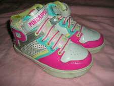 Pineapple Rollin Montantes Chaussures de Baseball Léger Danse Baskets Fille 13-5