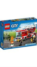 New In Hand Lego Fire Truck set 60107 Sealed Prerelease Set Ready To Ship! Us