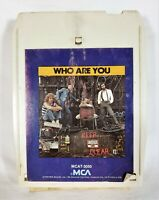 The Who - Who Are You (1978 MCA Stereo 8-Track Tape Cartridge)