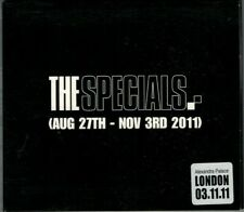 More details for rare live cd  the specials @alexandra palace london 2011