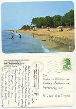 22629-Ghisonaccia-Corse-CORSE - Carte postale, tourné 23.8.1984