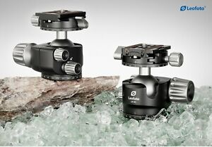 Leofoto LH-40R+ NP-60 ball head with plate