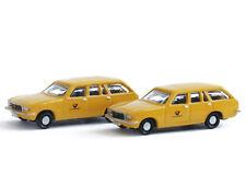 Lemke LC4508 - PKW Opel Rekord D Caravan Post 2er Set - Spur N - NEU