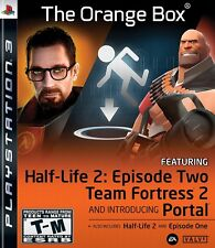 Half-Life 2: The Orange Box (ps3) Playstation 3 - 1st Class Lieferung