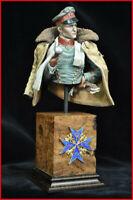 1/9 Unpainted Baron Richthofen Bust Resin Kits GK Unassembled