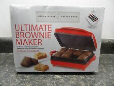 Ultimate Brownie Maker Cooking Baking Appliance(102256-8 R) (p4)