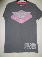 61f747c5c40 Superdry Motor Sport Vintage T-shirt Grey Men s Boy s
