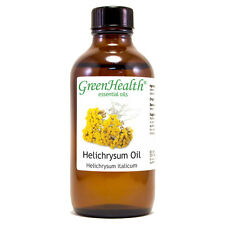 4 fl oz Helichrysum (French) Essential Oil (100% Pure & Natural) GC-MS Avail.