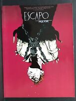 ESCAPO Paul Pope 1st Print 2000 Softcover Horse NM Comic Book Graphic Novel