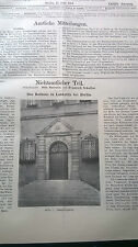 1912 49 Rathaus Lankwitz Berlin