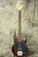 Sterling by MUSICMAN The S.U.B. Series Ray5 Walnut Satin Free Shipping
