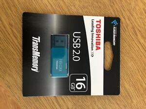 Toshiba USB  2.0 16gb