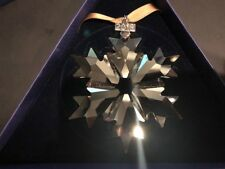 Swarovski 2018 Scs Gold Ornament 5357982