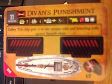 Pirates of the Barbary Coast #014 Divan's Punishment Pocketmodel NrMint-MINT