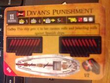 Pirates of the Barbary Coast #014 Divan's Punishment Pocketmodel NrMint-MINT