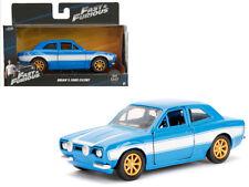 Fast & Furious Brian's Ford Escort RS2000 MK1 Diecast Car 1:32 Jada 5 inch 97188