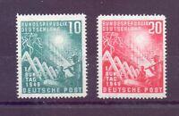 Bund 1949 - Bundestag - MiNr. 111/112 postfrisch** - Michel 100,00 € (309)
