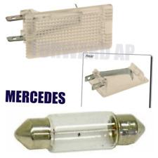 Mercedes Benz Interior Courtesy Dome Light Glove Box Light + Bulb R107 SL