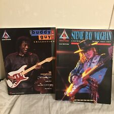 Stevie Ray Vaughan  Lightnin' Blues And The Buddy Guy Collection Gutar Tablature