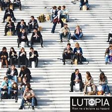 LUTOPIA - RIEN NE S'ECLAIRE AU HASARD (CD DIGIPACK NEUF)