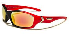 Sunglasses New Sport Designer Shades Wraps Xloop Men Women Red Black XL609d