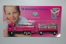 Werbetruck  Hängerzug Mercedes Benz  Sachsen Milch  6