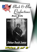 David James - Vee-Arnis-Jitsu DVD #3  Instructional DVD