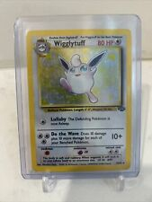 New ListingWigglytuff 16/64 Jungle Set Holo Pokemon Card Lightly Played ✨ Excellent