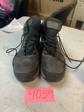 New Balance Mens Size 14 D Boots MW1400DB Brown Leather Waterproof Trail Hiking