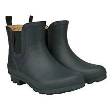Chooka Women's Ladies' Lined Rain Boot, Ankle Boots, Waterproof Black 7