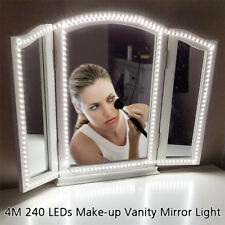 Hollywood Mirror Vanity LED Light Kit Beauty Makeup 240 LED Light dimmer,AU plug