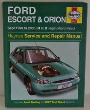 ford scorpio 1988 workshop service repair manual