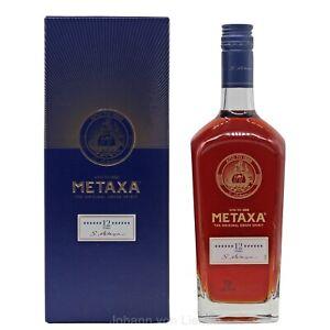 Metaxa 12 Sterne aus Griechenland 0,7 L 40%vol *